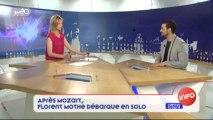 Interview de Florent Mothe pour la sortie de son nouvel album