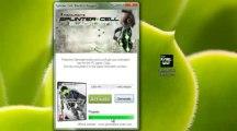 Tom Clancys Splinter Cell Blacklist générateur de clé