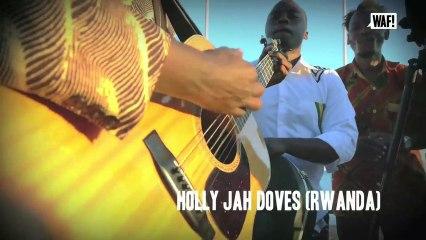 WAF! aux JEUX FR 2013 >Holy Jah Doves