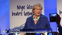 Norvège: la droite remporte les législatives