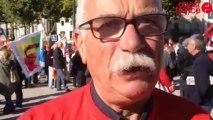 Manif contre la réforme des retraites - Manifestation contre la réforme des retraites