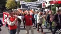 Manifestation contre la réforme des retraites - L'intersyndicale du pays de Dinan contre la réforme des retraites