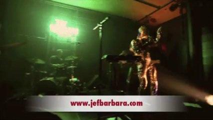 Jef Barbara en concert au Point Ephémère et Elektricity Festival