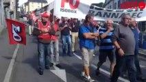 300 personnes dans les rues quimperloises - Manifestation