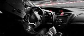 Honda teste la nouvelle Civic Type R au Nürburgring