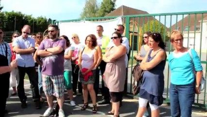 Mouroux : les parents d'élèves de l'école primaire mobilisés pour une 14e classe