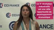 CCI France-Une minute pour parler d'industrie - E.ESCANDON
