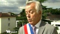 ITW Gerard Lembert-motte - Inauguration logements sociaux au Plessis-Bouchard