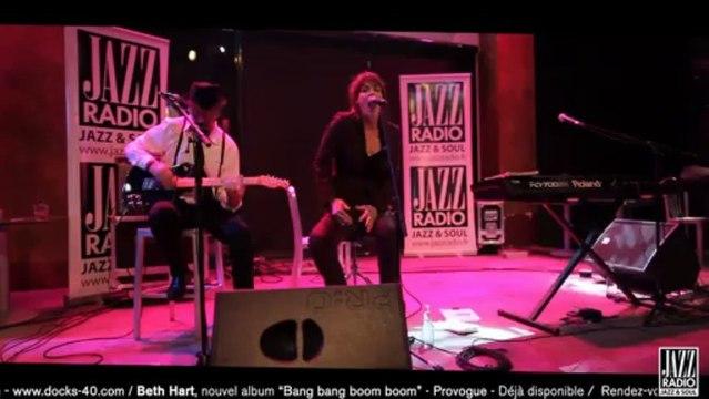 Beth Hart Showcase Jazz Radio