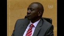 Kenya's deputy president pleads not guilty to crimes against humanity
