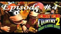 Donkey Kong  Country 2 #04 Je hais les fêtes foraines