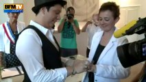 Bollène, mairie d'extrême droite, célèbre son premier mariage homo - 11/09