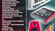 Tienda Midi - Tienda de Instrumentos musicales en Madrid-2