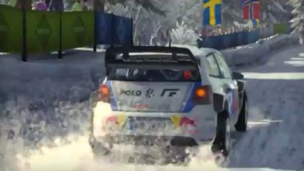 Light and Weather Conditions Trailer de WRC 4