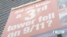 Billboard in Times Square questions 9/11 events [Caleb Maupin @ PressTV]