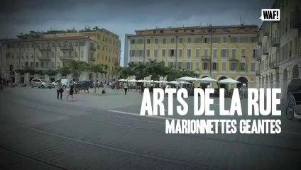 WAF! aux JEUX  FR 2013 >Les MARIONNETTES