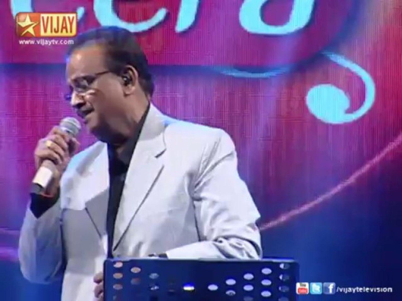SPB Unplugged - SPB sings Illaya Nila Pozhigirathey