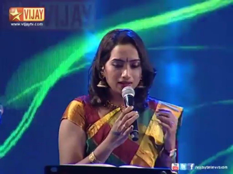 SPB Unplugged - SPB and Kalpana sings Naan Pesa Vanthen