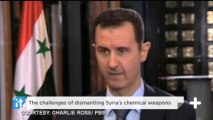 The Challenges Of Dismantling Syria's Chemical Weapons