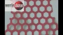 Lazer Kesim ve Lazer Desen Kesim, Lazer İşleme, Lazer Yakma, Lazer Baskı