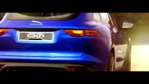 Jaguar C-X17 Sports Crossover Concept Revealed