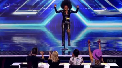 X Factor Lillie McCloud Is Nicole McCloud, Acclaimed