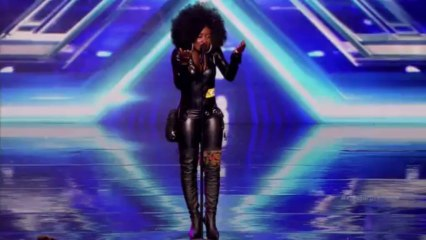 Lillie McCloud - The X Factor