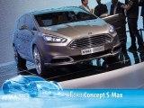 Ford S-Max Concept au Salon de Francfort 2013