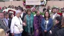 Chilenos homenageiam Salvador Allende
