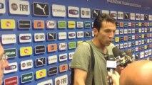 Italie - Buffon égale Cannavaro