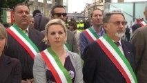 TORRI GEMELLE, COMMEMORATO L'ANNIVERSARIO