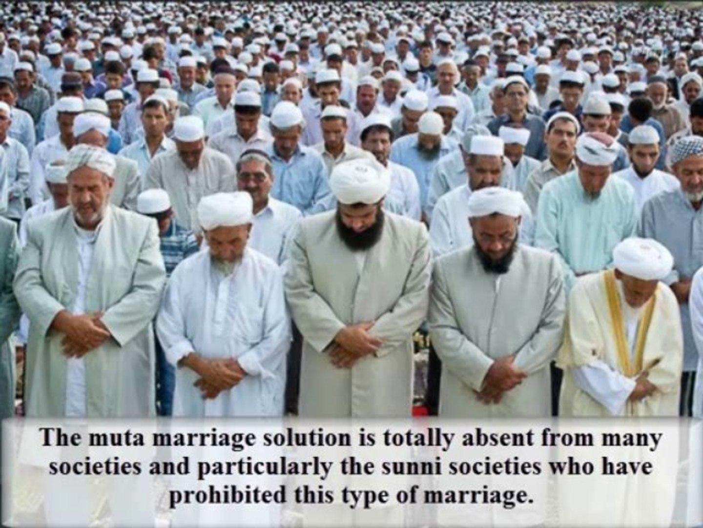(8) Shia Muta Temporary Marriage (8/9) Sunni invented temporary marriages  Misyar & Reasons for Muta