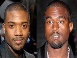 Kanye West Disses Ray J While Performing Bound 2