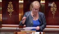 Intervention de Jacqueline Maquet dans le cadre de la discussion générale sur la loi Alur