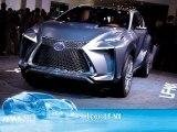 Lexus LF-NX Concept au Salon de Francfort