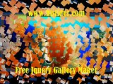 A Free jQuery Gallery Maker Called Hi Slider is released on Hislider.com