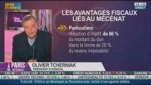 La tendance du moment: Mécénat et Patrimoine, dans Paris est à vous - 12/09
