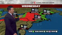 Northeast Forecast - 09/12/2013