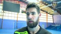 """Luka Karabatic : """"Donner le maximum contre Montpellier"""""""