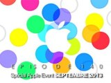 ORLM-140 : Live keynote Apple iPhone 5C & 5S