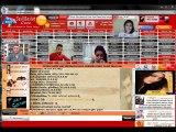 seslivaybe.com Sesli Sohbet  merkezi Sesli Sohbe İÇİN tIKLA BELA KADİRRRR LANN  Arsız Bela   Tv 58 Haber Bülteninde röportaj yapıyor