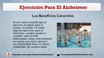 Ejercicios Para El Alzheimer - Ejercicios Para Personas Con Alzheimer - Ejercicios Para Prevenir El Alzheimer