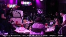 Cauet et Marion boivent le jus de chaussettes de Jeff - C'Cauet sur NRJ
