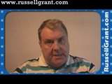 Russell Grant Video Horoscope Pisces September Friday 13th 2013 www.russellgrant.com