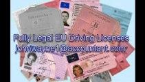 Video BUY FAKE DRIVERS LICENSE,FAKE DRIVING LICENCE UK ONLINE,FAKE IDENTIFICATION