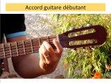Cours Guitare Débutant : Accord De La Majeur - Accord A - Facile A Jouer