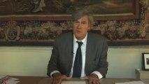 Stéphane Le Foll présente les Journées européennes du Patrimoine