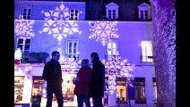 Illuminations de Noël à Amboise