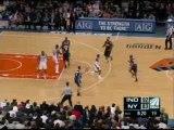 Sarunas Jasikevicius vs Knicks