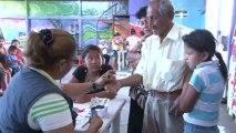MAGAP y MSP brindan atención médica gratuita a pescadores artesanales de Jaramijó